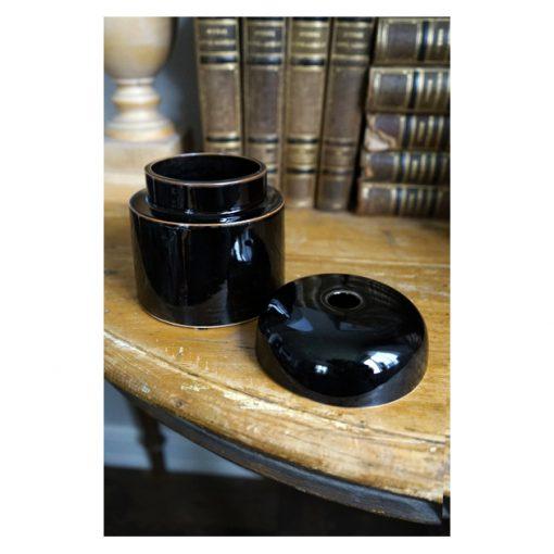 Keramik burk stengods
