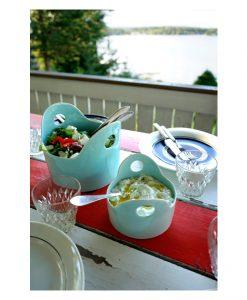 skål keramik porslin stengods tillbehör turkos