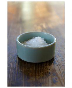 liten skål stapelbar turkos glasyr stengods keramik