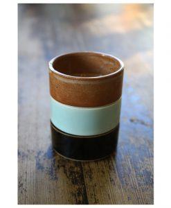 liten skål stapelbar stengods keramik