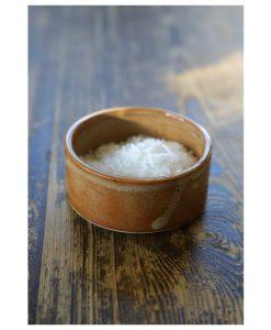 liten skål stapelbar rostbrun stengods keramik